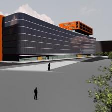 roik_architekt_hamburg_buerogebaude_wettbewerb_hafencity_perspektive_suedfassade