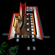 roik-architekt-entwurf-bar-hamburg-aufsicht-3dmodell