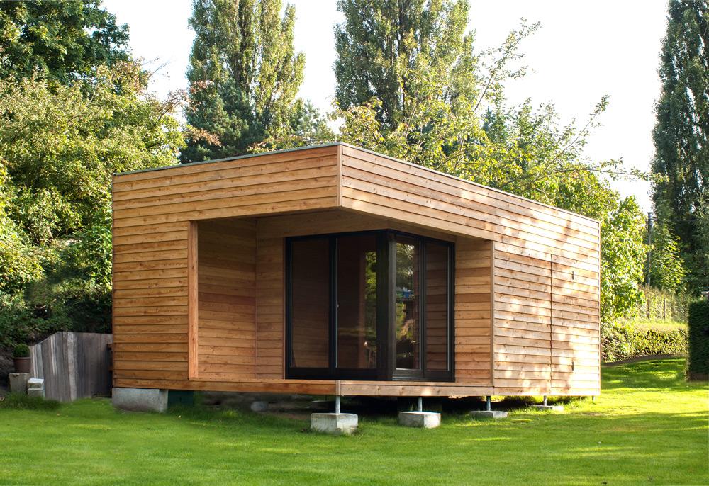 Architekt Hamburg Gartenhaus