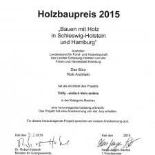 roik_architekt_hamburg_planung_entwurf_thilfy_minihaus_gartenhaus_modern_holzbau_urkunde