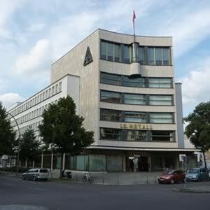 Neue Geschäftsstelle Der Architektenkammer Berlin Architekt Hamburg